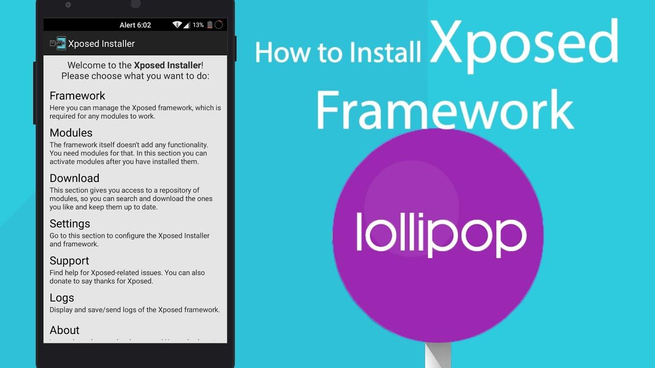 Xosed Framework Installation 5 1 1 In Note 3 Neo Youtube
