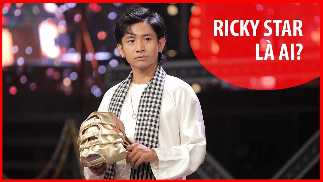 RICKY STAR người khiến 4 HLV 'Rap Việt' tung nón vàng là ai