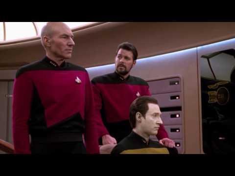 Data & Picard Karaoke Pogo Music