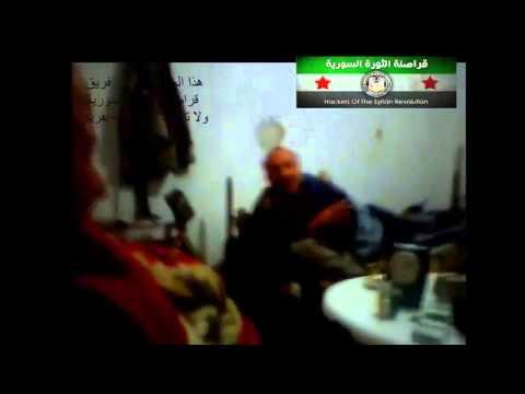 من جهاز ضابط   فريق قراصنة الثورة السورية جزأ7