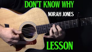 "lesson - how to play ""Don"