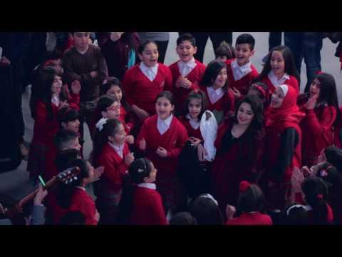 Flash Mob Majidi Mall Sulaimani! 20.01.2016