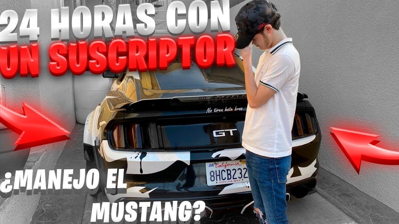 Download LE CUMPLO SUEÑO A SUSCRIPTOR CONOCE TODOS MIS AUTOS - GERABOY