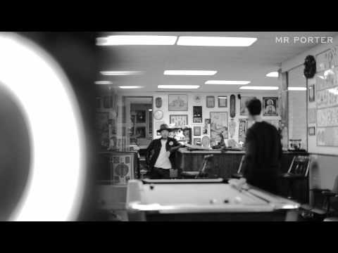 A Saturday With: Mr Jesse Rutherford -- MR PORTER