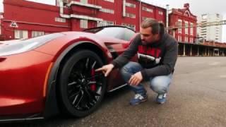 Наши тесты. Chevrolet Corvette Z06. Вып.872