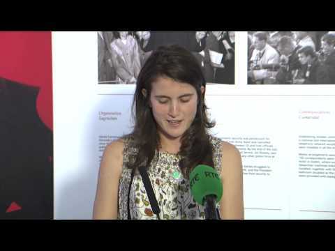 Launch of JFK Homecoming Exhibition