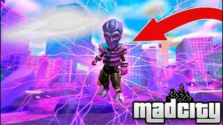 ROBLOX - MAD CITY, A NEW ALIEN HAS ARRIVED?!