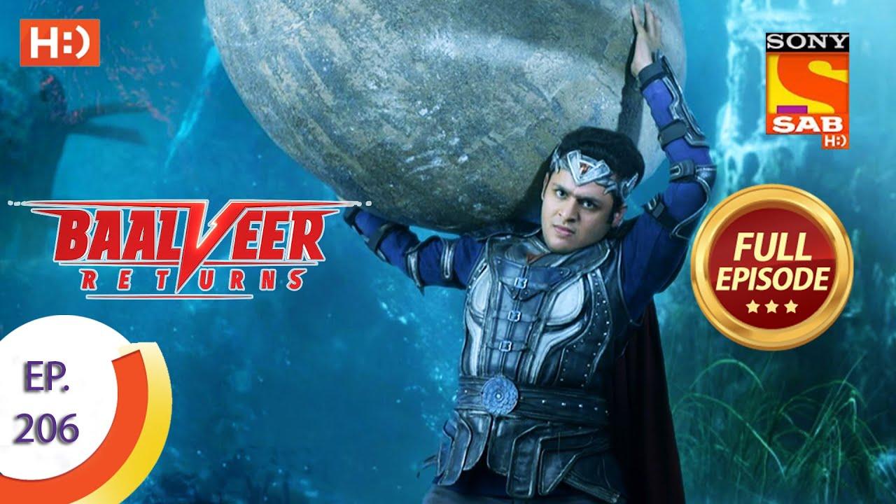 Download Baalveer Returns - Ep 206 - Full Episode - 6th October 2020