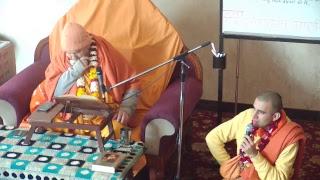 HH Bhakti Madhurya Govind Swami Maharaja | 14th Jan 2019 | ISKCON Punjabi Bagh