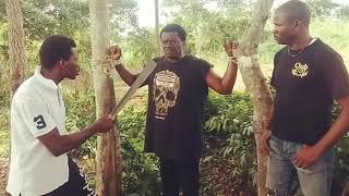 Nigeria Comedy Say Your Last Prayers Before We Kill You Kelvin Ikeduba Comedy