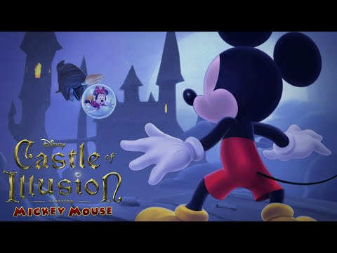 Thumbnail: Castle of Illusion Starring Mickey Mouse Gameplay - Full Game Episodes - Disney Cartoon Game