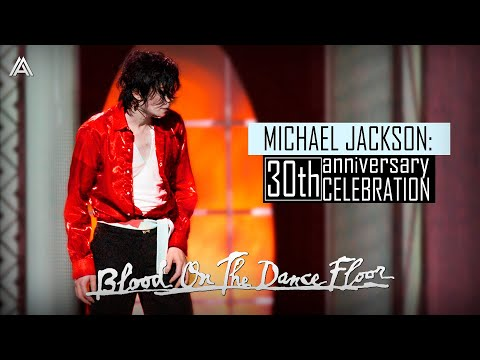 Michael Jackson - Blood On The Dance Floor | Live 30th Anniversary Celebration at MSG 2001 (FANMADE)