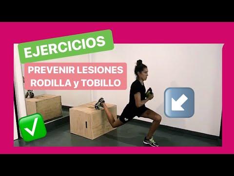 Como PREVENIR lesiones de RODILLA, TOBILLO Y CADERA - 3 Ejercicios - (Propiocepción)