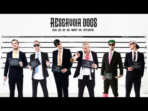 Bliss n Eso - Reservoir Dogs Feat. 360, Pez, Seth Sentry & Drapht (Circus In The Sky)