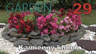 GARDEN DESIGN (29) - Urządzamy fajny ogród - Kamienny klomb