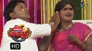 Jabardasth |13th October 2016 | Full Episode | ETV Telugu