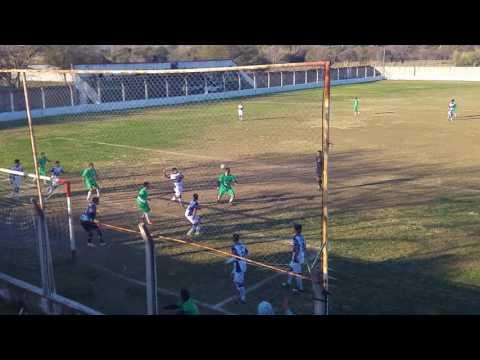 Torneo Anual 2016: San Martin de El Bañado 1-0 Sumalao (2) Gol del Tanque