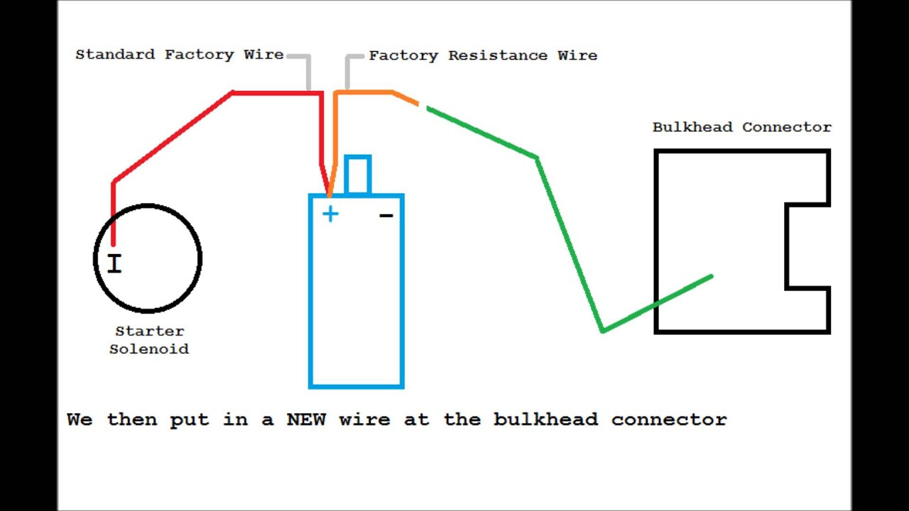 small resolution of distributor wiring 1