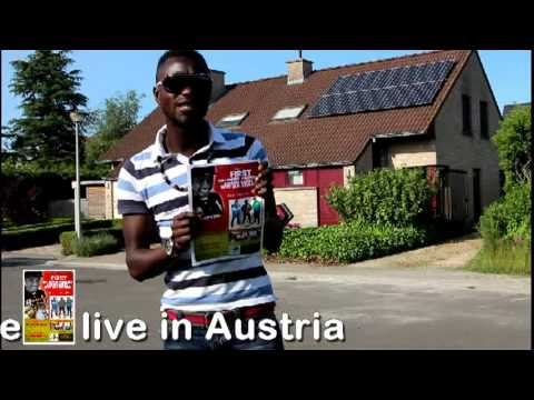 Nkosuohene live in Austria with Dr-Cryme, Tuga, Akrobeto & more.