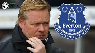 Football News - Ronald Koeman: Everton manager has 'total support' of club's board