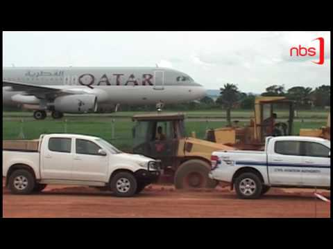 Entebbe International Airport Upgrade & Expansion Nears Completion