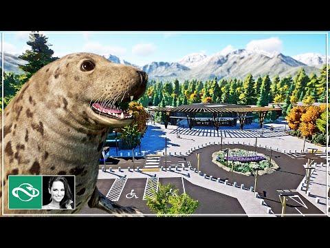 🐻 Evergreen Wildlife Center   Planet Zoo Tour  