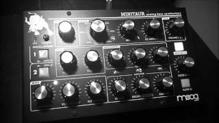 Genesis Old Medley + Moog Taurus