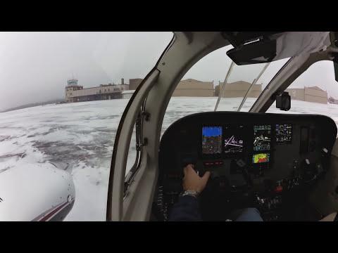 ILS KDLH Duluth MN Cessna 340