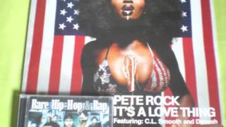 PETE ROCK FEAT CL SMOOTH IT