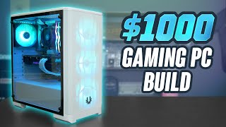 2020 Budget $1,000 Gaming PC