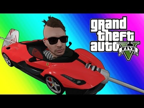 GTA 5 Online Funny Moments - The Off...
