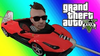 gta 5 online funny moments the off season runback overtime rumble game mode