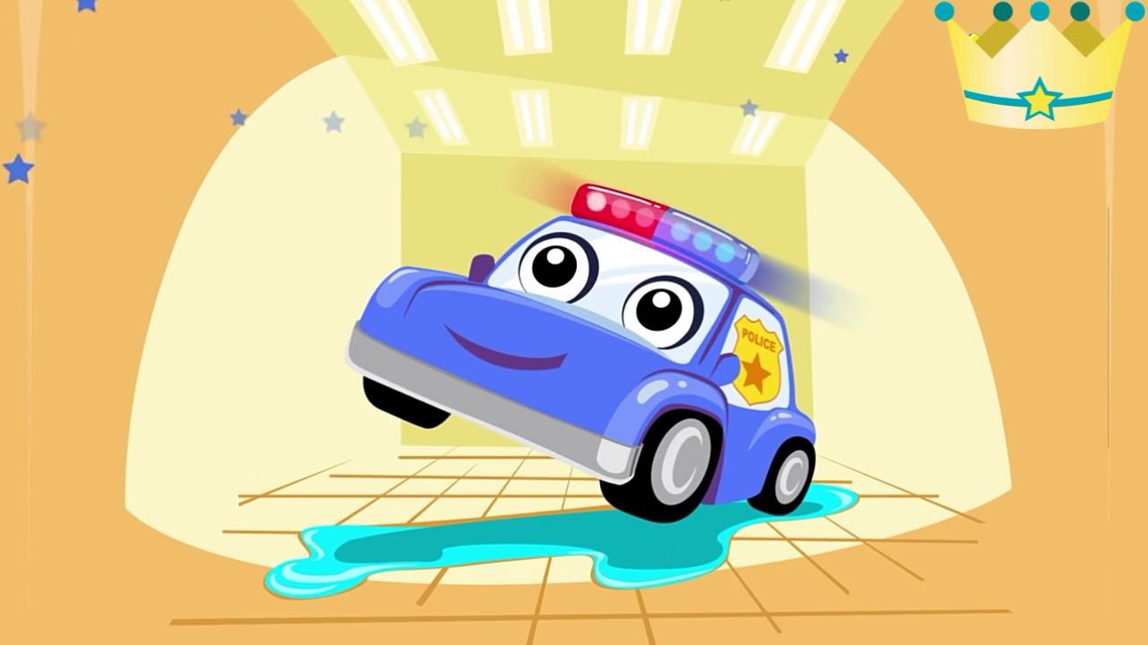 анимашка познавашка машины души