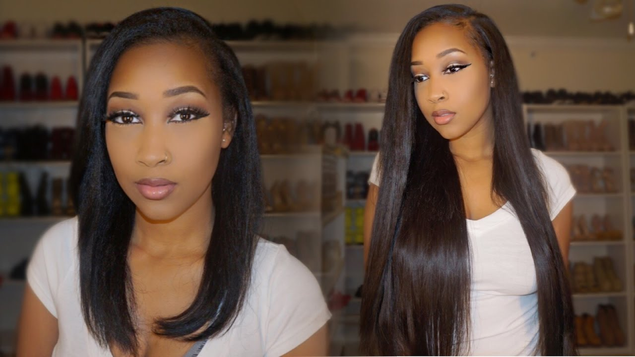 Slay Your Clip In Extensions With Bellami Youtube