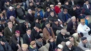 Friday Sermon English - 19th February 2016