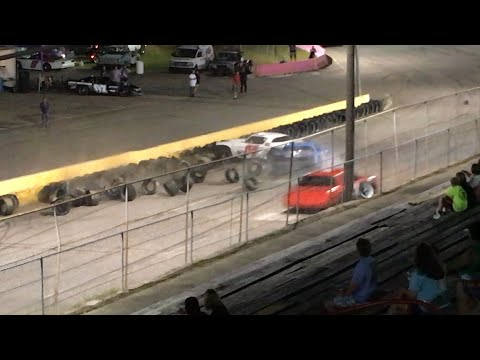 Florence Motor Speedway 8-10-19 All Classes Gerraldfarms