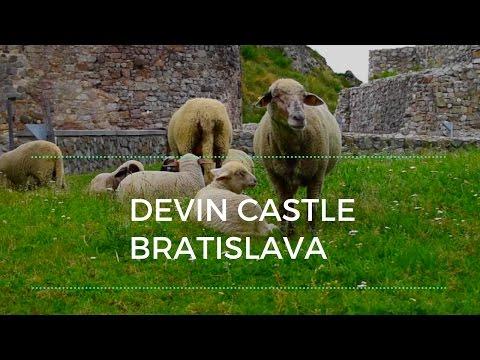 Bratislava,Devin Castle