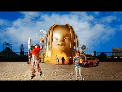 Travis Scott - STARGAZING (Instrumental)