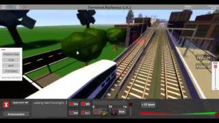 Roblox Terminal Railways Go Transit to Eldershire Central Again