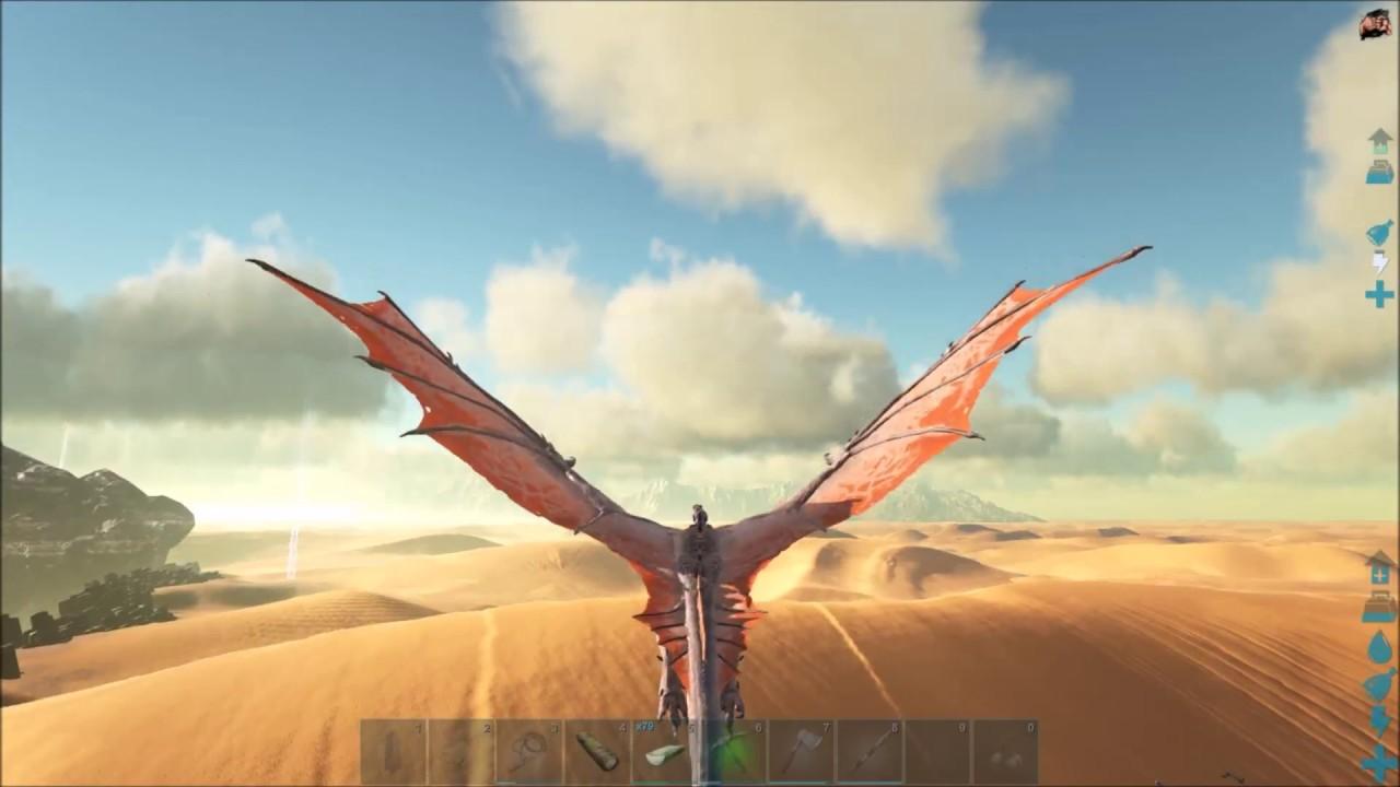 砂漠 Ark クレート ラグナロク