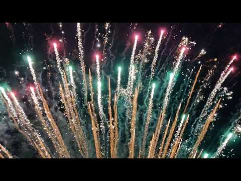 Epic Firework Display