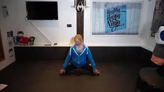 Ninja Stretching Tips 3