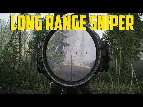 Escape From Tarkov - Long Range Sniper