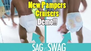 NEW PAMPERS CRUISERS DEMO!