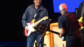 Eric Clapton & Peter Frampton - While My Guitar Gently Weeps -AAC-Dallas, Texas - September 20, 2019