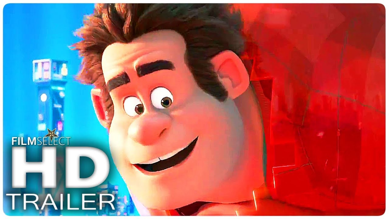 WRECK IT RALPH 2 Trailer Español (2018) - YouTubeWreck It Ralph Trailer 3