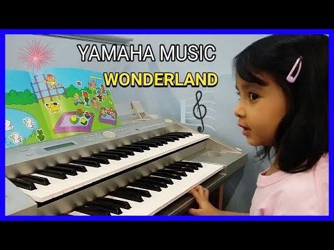 Yamaha Music Wonderland  |  Max & Jeanny Yamaha Music School