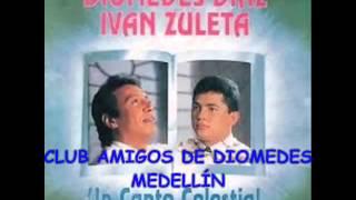 Diomedes Diaz -  En buenas manos (letra)