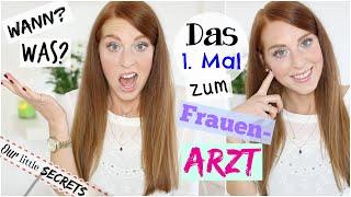 Das ERSTE MAL beim FRAUENARZT - Our little Secrets #9