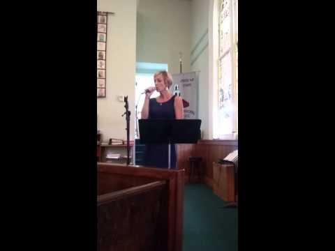 Hallelujah by Meg Foster